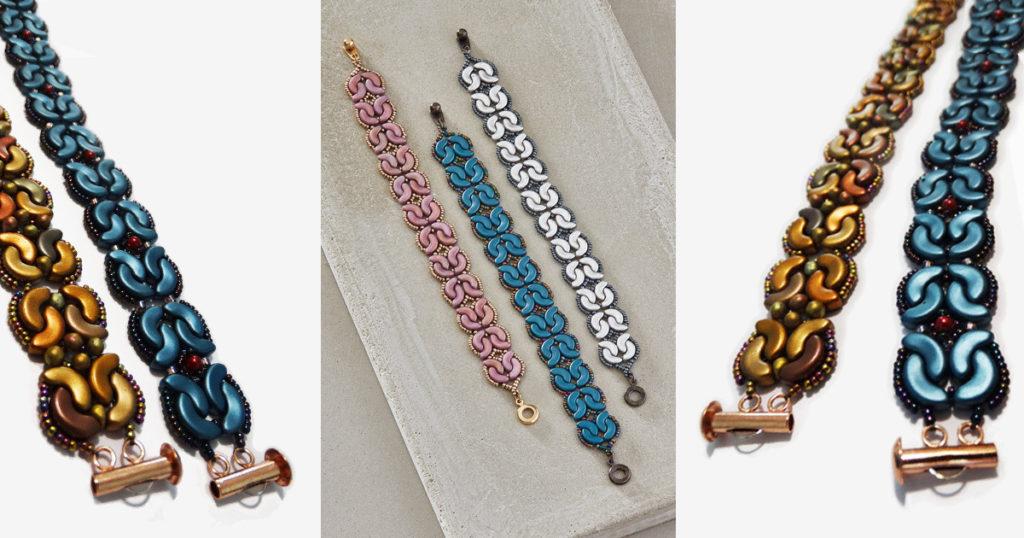 Cello bracelet variations