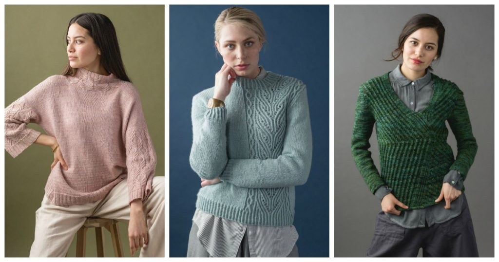 The favorite knitting patterns from Wool Studio Vol. VII.