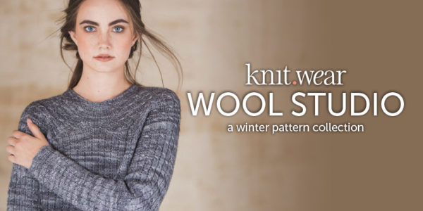 Wool Studio | A Winter Pattern Collection