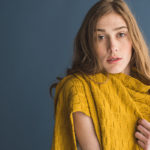 The Knitted Dress Reimagined: the Sloan Dress by Norah Gaughan
