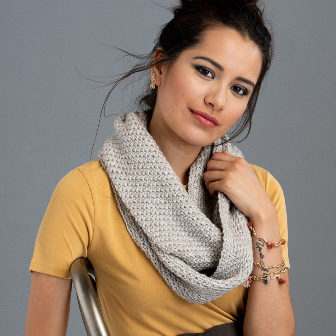 The Wafture Cowl by Kylie Lamb