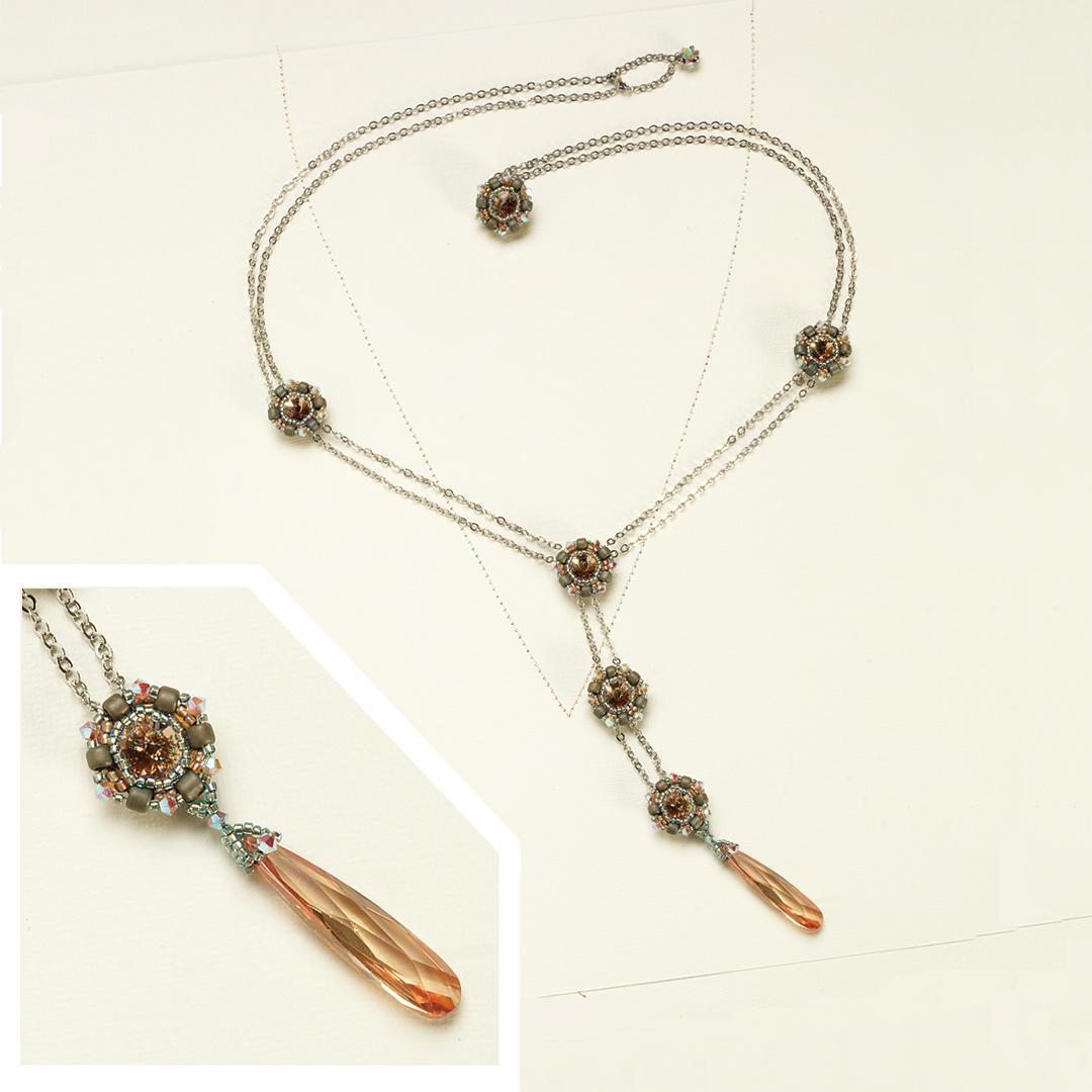 Julie Walker's Chained Elegance Necklace