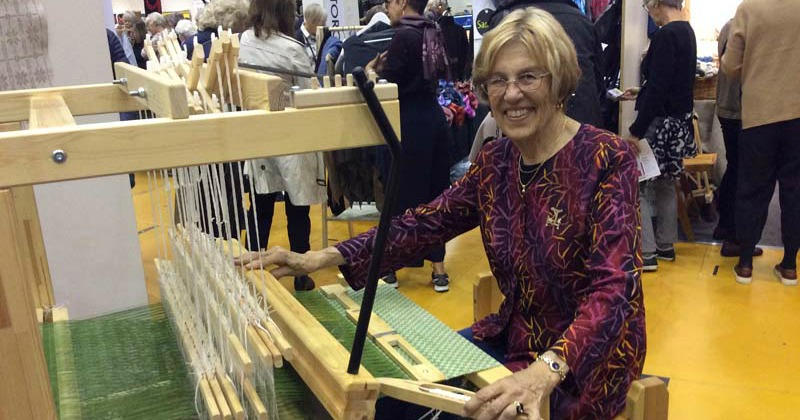 Weaving: It's About the Friendships
