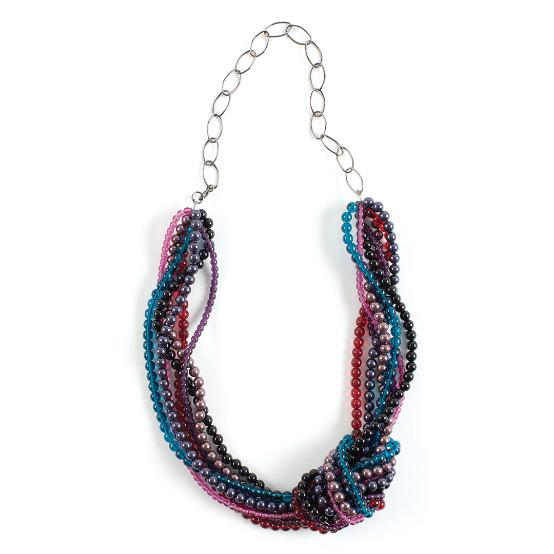 Knot Me Necklace by Cody Westfall