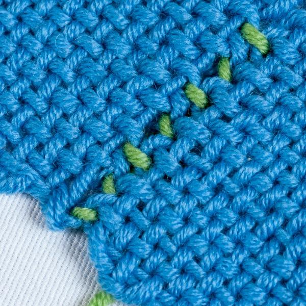 whip stitch