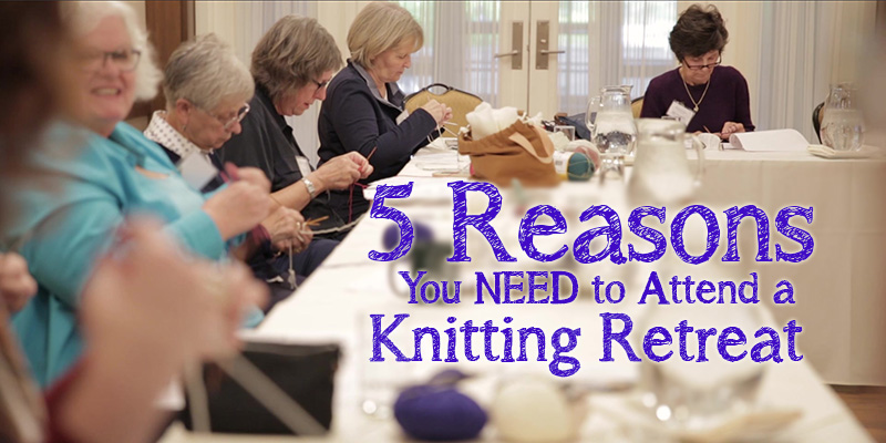 knitting retreat