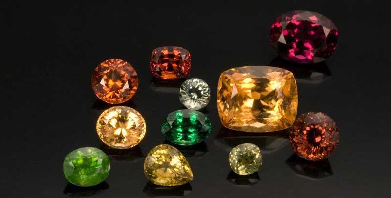 Birthstones and Gemstones: Smokin' Garnet — Just the Facts