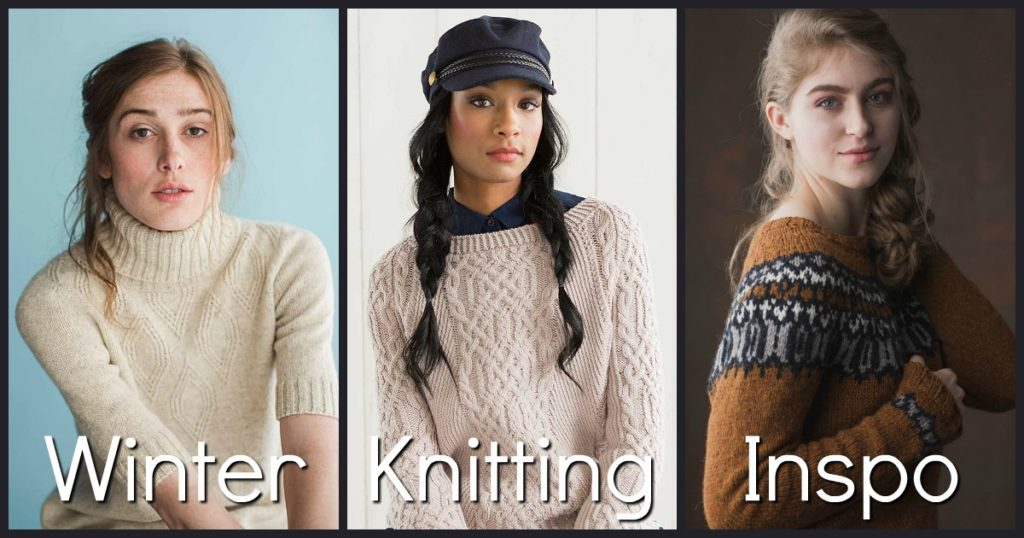 Top 10 Pins to Inspire Your Winter Knitting