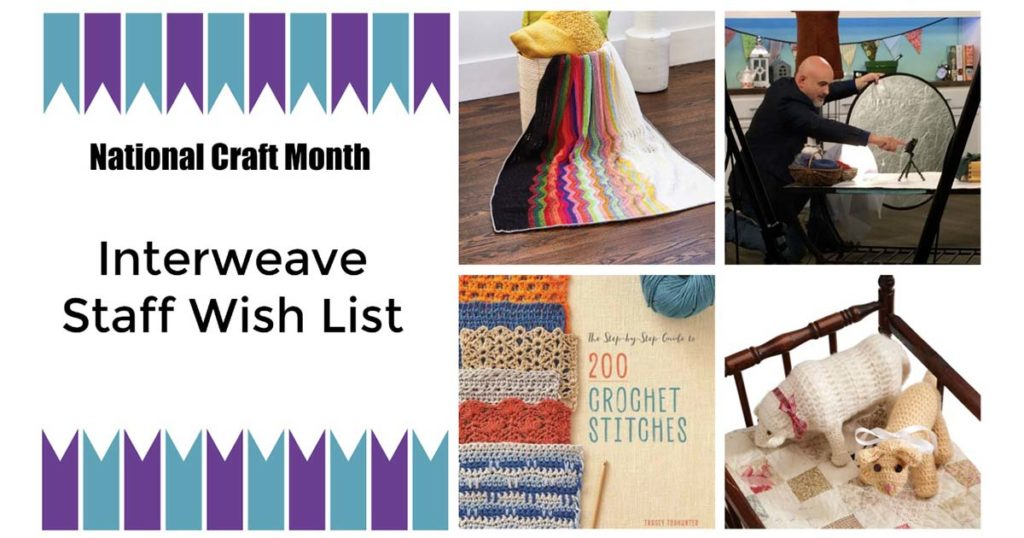 craft month wish list