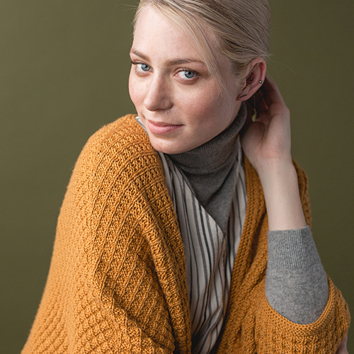 Counterpoise Cardigan