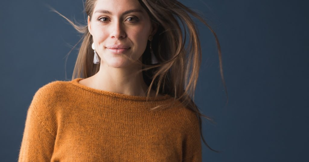 Pattern of the Week: The Orphism Pullover