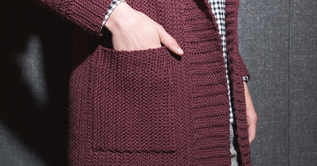 Pattern of the Week: Worldly Cardigan