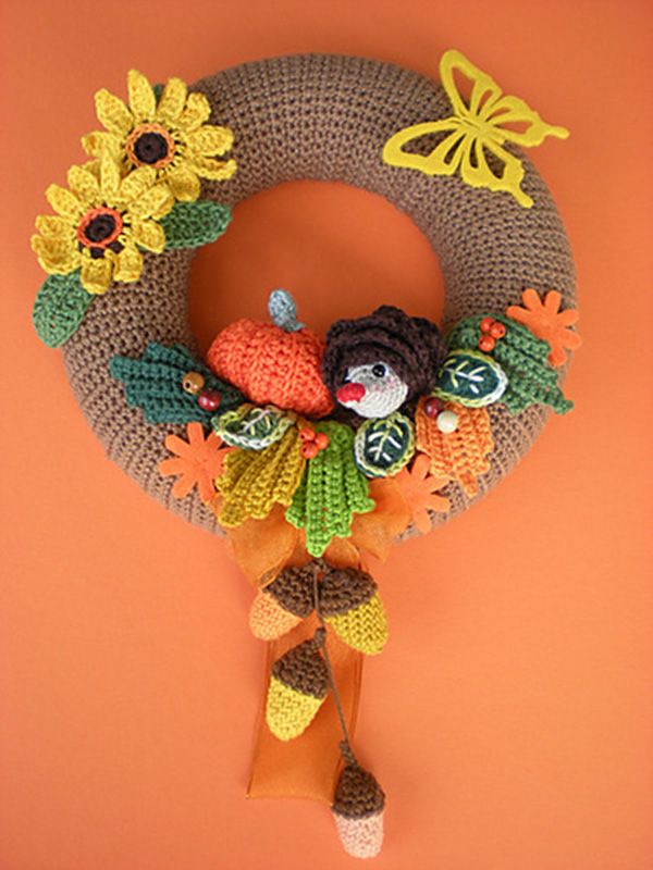crochet décor patterns