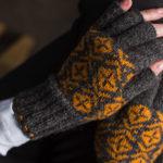 <em>Knits Gifts</em> 2018: Herringbone Trail Cowl