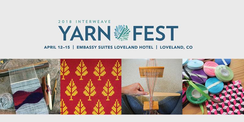 Interweave Yarn Fest Doubles Down on Weaving
