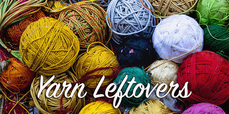 yarn leftovers