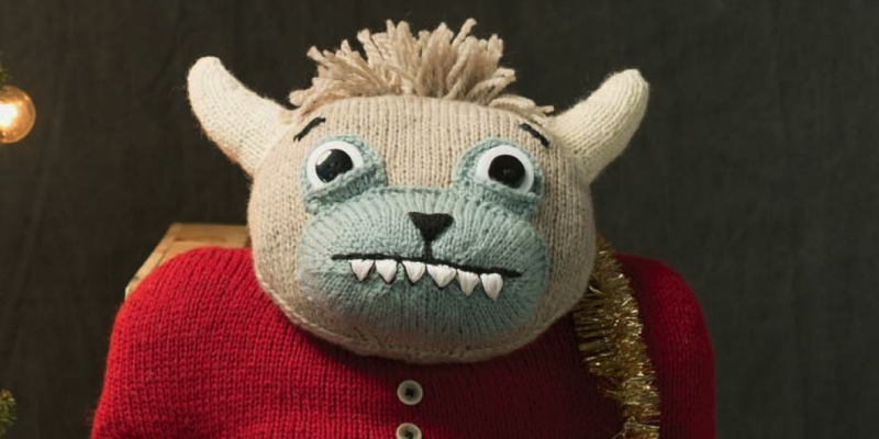 Knitted Toys: Construction and Safety