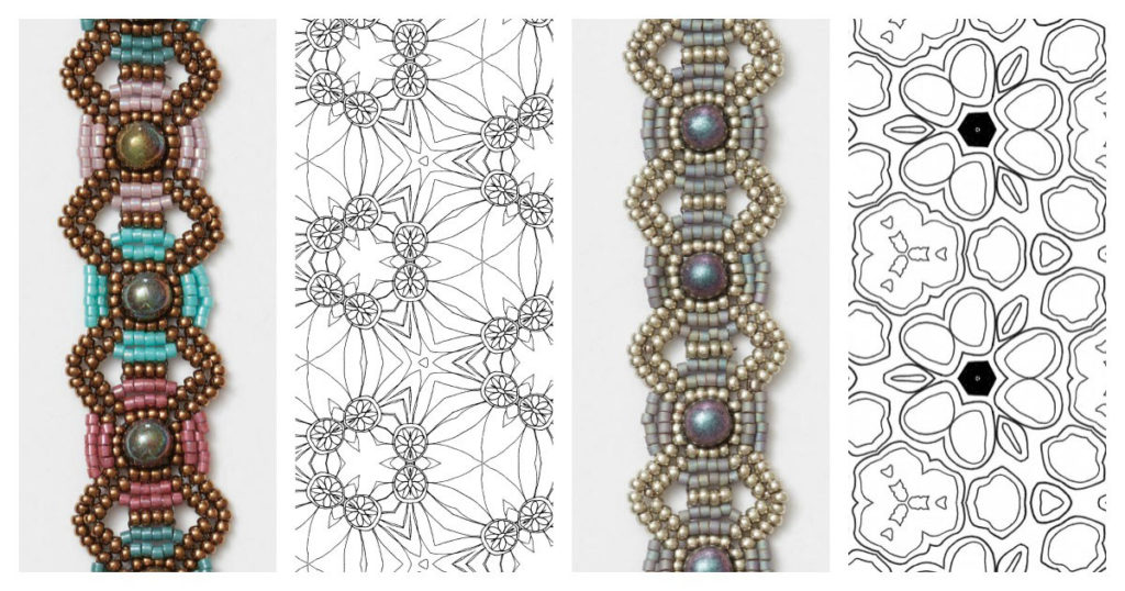 Sit Back, Relax, and Zentangle: How One Bracelet Changed My Perspective on Beading