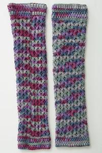 Zigzag Leg Warmers