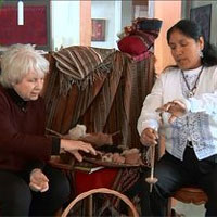 Blog: Andean Spinning Efforlessly and Naturally