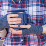 SSJ – Learn This Join & Make These Crochet Fingerless Mitts!