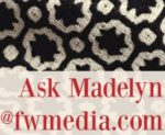 Ask Madelyn: Securing Threads at the Selvedge