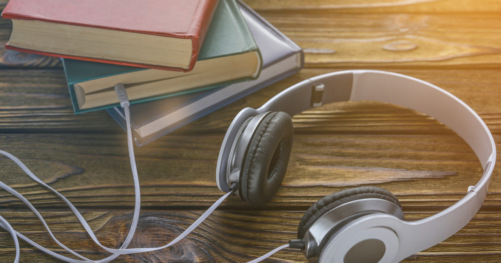 Make Anytime Reading Time with Audiobooks