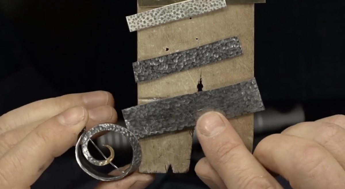 texturing with a flex shaft with Andy Cooperman