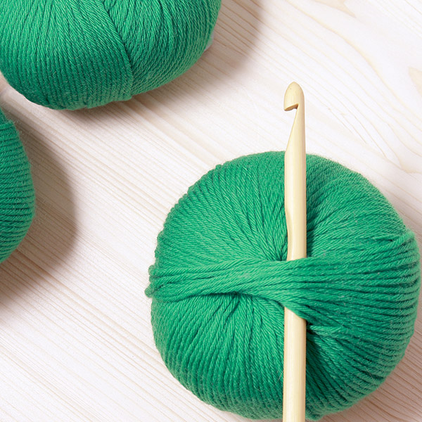 The bamboo hook is a very popular way to go. (Photo Credit: narcisa   Getty Images)
