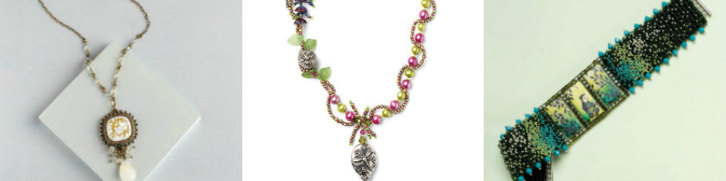 Free Beaded Necklace Making Projects