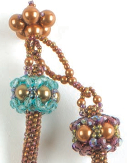 beaded_beads on rope