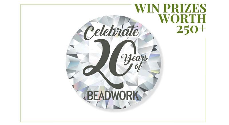 20th Anniversary Beadwork Memories Giveaway