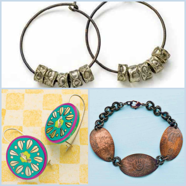 Beginner jewelry making projects and tutorials for free!