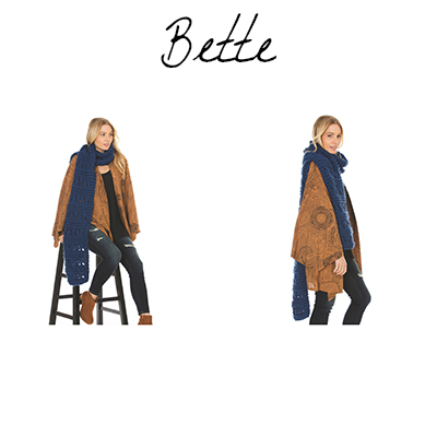 Bette CYC Super Scarf