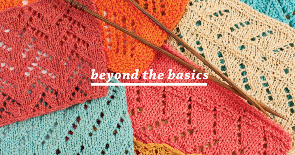 Knitted Yarn Patterns And Knitting Tutorials Interweave
