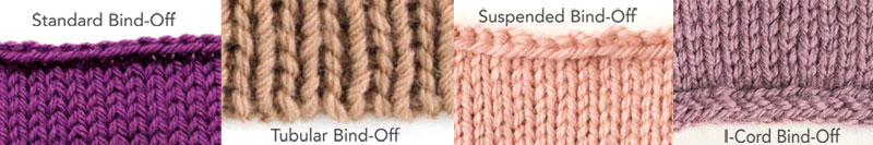 Learn everything you need to know about bind-off knitting in this FREE eBook on this must-know knitting technique.