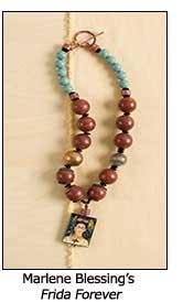 Frida Forever necklace
