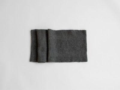Firehouse alley knitting kit - flat vew