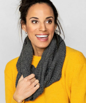 Firehouse alley knitting kit - Styled