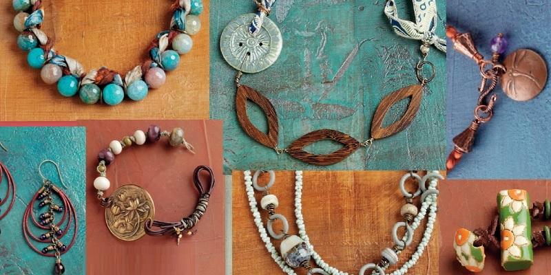 Boho Style: 5 Ways to Finish Silk, Ribbon and Leather Jewelry