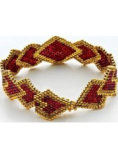brick stitch bracelet beading patterns