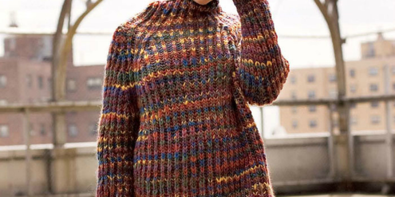 Learn About Brioche Knitting this Weekend!