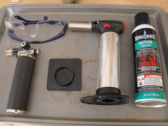 Micro Torch 101: Fill, Use & Solder with Butane Torches | Interweave