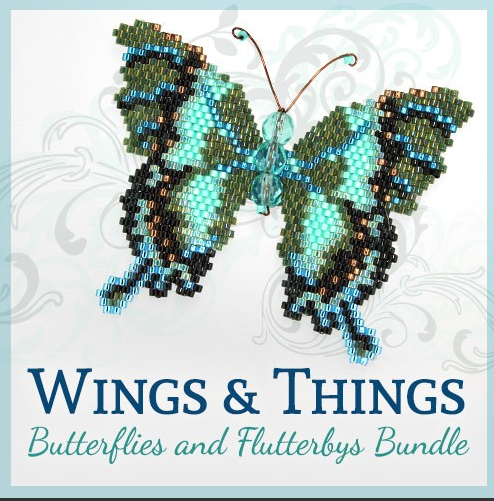 Wings & Things Butterflies and Flutterbys collection