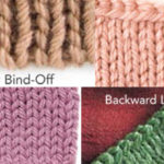 Bind-Off and Cast-On Knitting Instructions