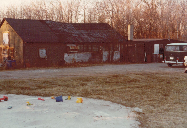 Garlan Chain old barn