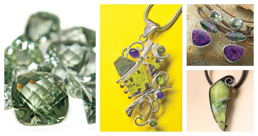 5 Jewelry Designs Inspired by Color