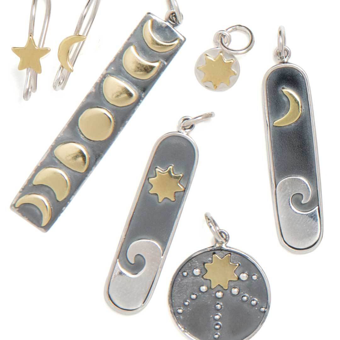 Nina Designs mixed metals