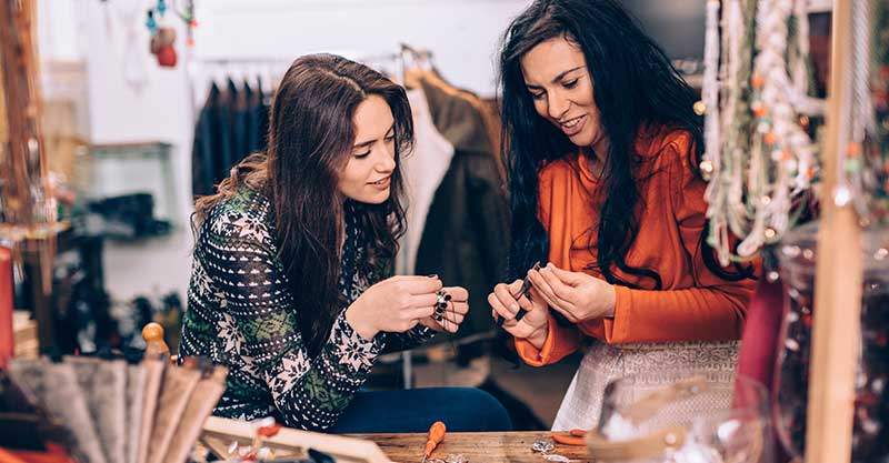 Craft Business: My Dirty Little Secret and Carolyn's Top 5 Tips to Boosting Sales