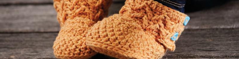 9 Free Crochet Baby Patterns